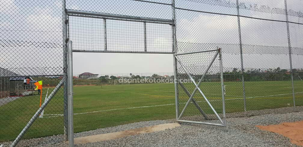 PHOTOS: Kotoko complete second training pitch at Adako Jachie
