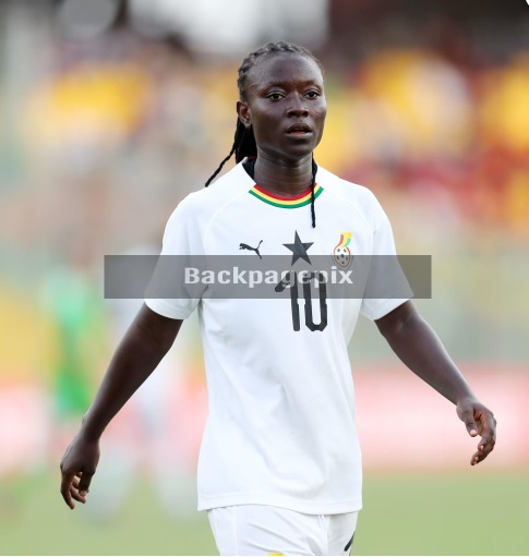 Free agent Elizabeth Addo lands mega deal with Chinese club