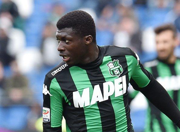 Sassuolo midfielder Joseph Alfred Duncan broods over Udinese stalemate
