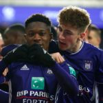 Ghanaian youngster Francis Amuzu scores season's first goal as Anderlecht draw with Charleroi