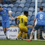 Dutch-born Akwasi Asante on target again for Chester in 1-1 draw against Stockport County