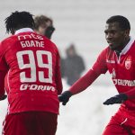 Fit-again Richmond Boakye scores on first start in TWO months for Red Star Belgrade