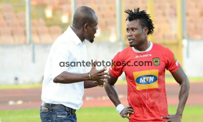 Kotoko coach C.K Akunor pleads with Normalisation Comittee to speed up domestic football return