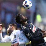 MLS side Philadelphia Union keep C.J Sarpong ahead of Tuesday's Expansion Draft