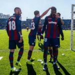 Levante manager Paco Lopez reveals Raaphael Dwamena is staying at the club