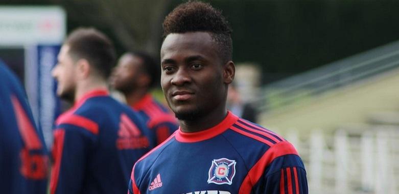 MLS new boys FC Cincinnati set to sign Ghana striker striker David Accam from Philadelphia Union