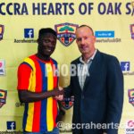 Karela United ready to negotiate with Hearts over Dominic Eshun deal- Alagidede