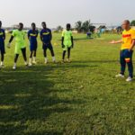 Hearts of Oak coach Kim Grant won't hesitate to break camp after Special Competition cancellation