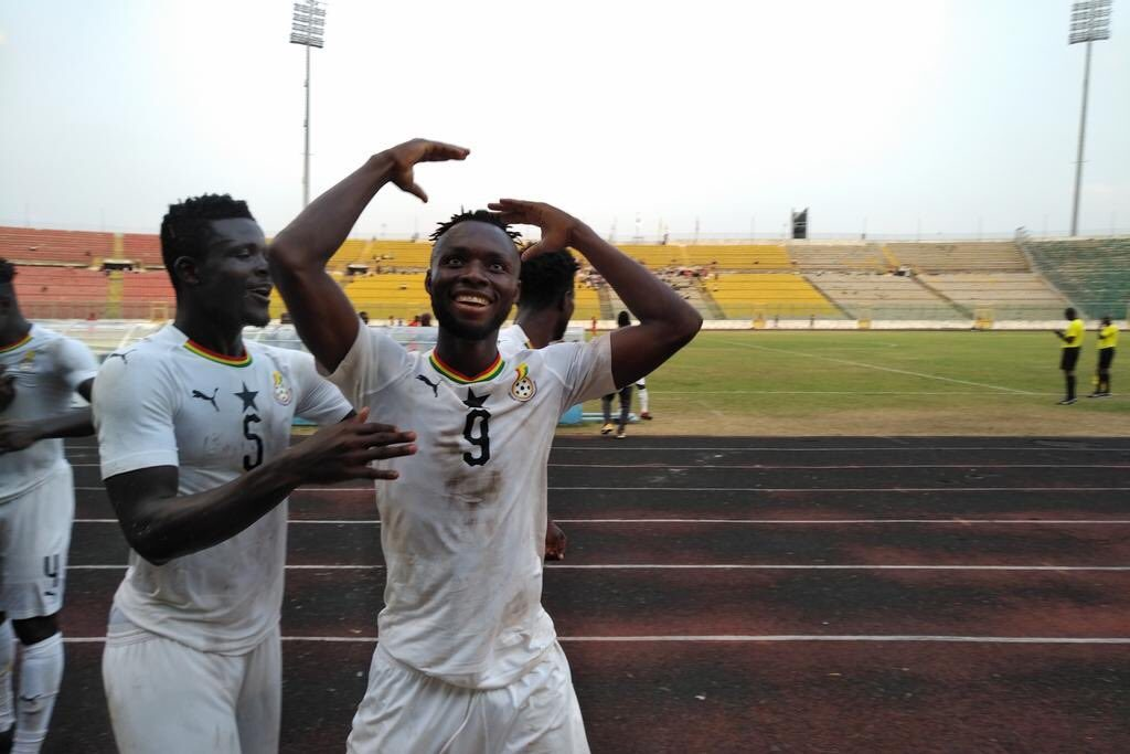 U-23 AFCON qualifier: Ghana take huge first leg advantage with 5-1 victory over Togo