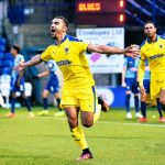 AFC Wimbledon striker Kwesi Appiah eyes FA Cup victory after Portsmouth defeat