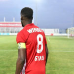 Ghana winger Edwin Gyasi excited to captain CSKA Sofia in victory over Vereya