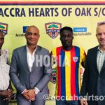 Opare Addo insists Hearts of Oak did nothing wrong in Dominic Eshun signing