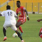 Asante Kotoko thump Inter Allies in friendly at Accra Sports Stadium