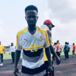 Sweden based Frank Arhin joins Black Meteors camp ahead of AFCON U-23 qualifier