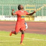 Kotoko coach CK Akunor backs under-fire striker Frederick Boateng
