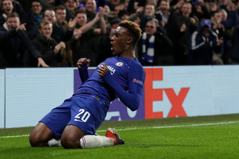 Ghanaian youngster Callum Hudson-Odoi gives Chelsea ultimatum over new contract