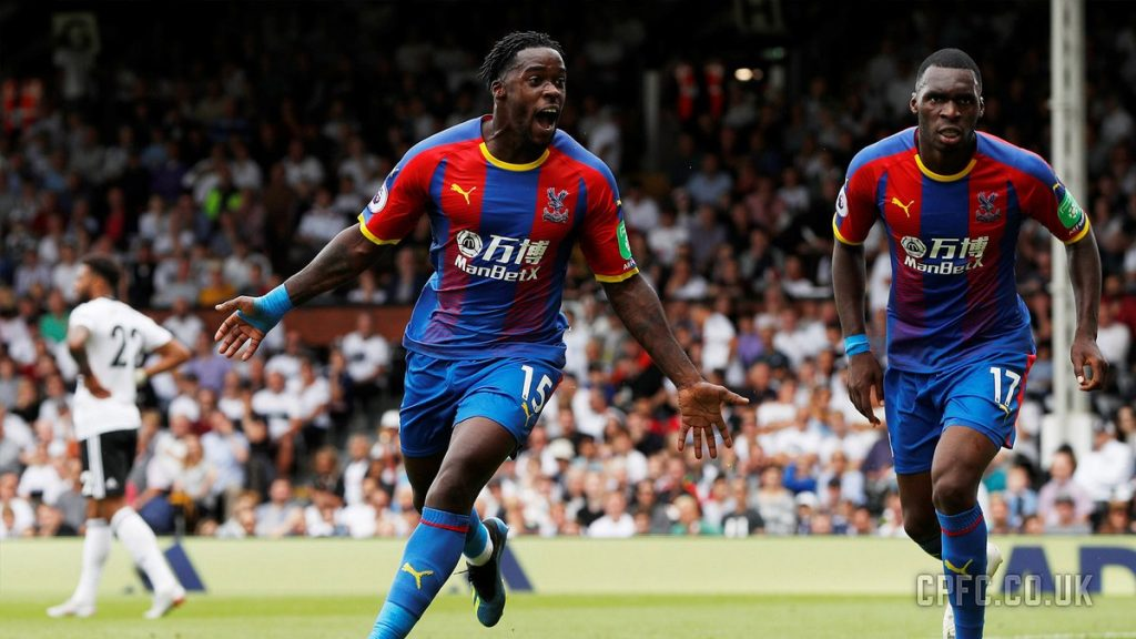 VIDEO: Jeffrey Schlupp shortlisted for Crystal Palace Goal of the Season