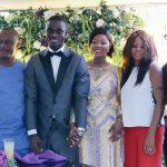 VIDEO: Columbus Crew defender Jonathan Mensah dumps bachelorhood; marries girlfriend Kafui Tinglafo