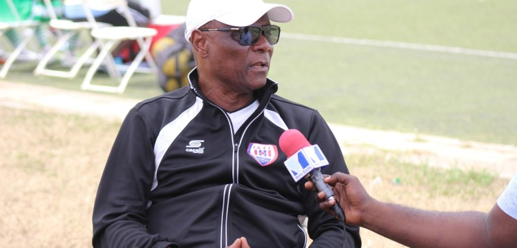 Inter Allies Technical Director Willie Klutse advises Kotoko to stregthen attack before CAF CC campaign
