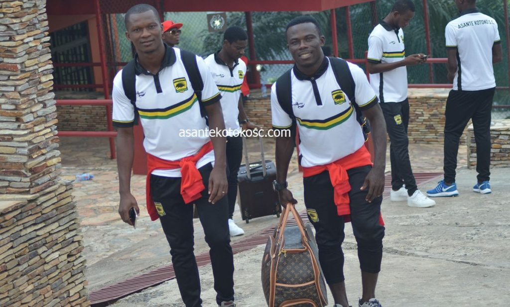 Kotoko midfielder Daniel Nii Adjei confident of CAF Confederations Cup success