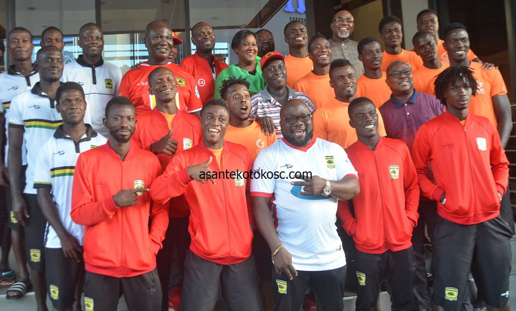 Can Kotoko survive Sharks attack in Nairobi?