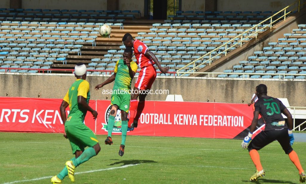CAF CONFED CUP: Asante Kotoko hold Kariobangyi Sharks to a goalless draw in Kenya
