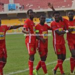 CAF Confed Cup: Asante Kotoko name 18-man squad to face Kariobangi Sharks- Jordan Opoku and Daniel Nii Adjei make cut