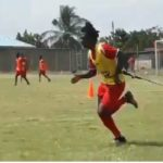 VIDEO: Asante Kotoko policy analyst 'mocks' rivals as club use speed training resistance parachute