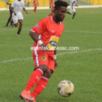 Kotoko newbie Maxwell Baako confident of eliminating Kariobangi Sharks in CAF CC