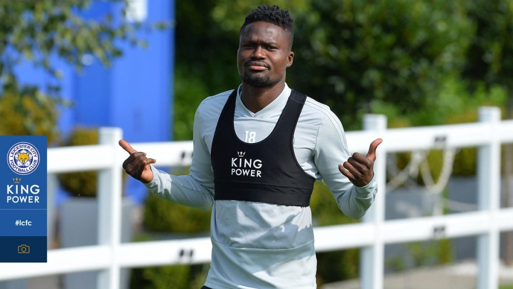 Leicester defender Daniel Amartey making 'promising recovery' from horror injury