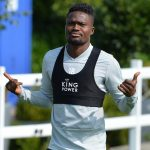 Leicester City boss Brendan Rodgers unsure of Daniel Amartey return date