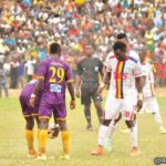 Match Report: Medeama 1-3 Hearts of Oak: Selassie Bakai bags brace as Phobians win friendly