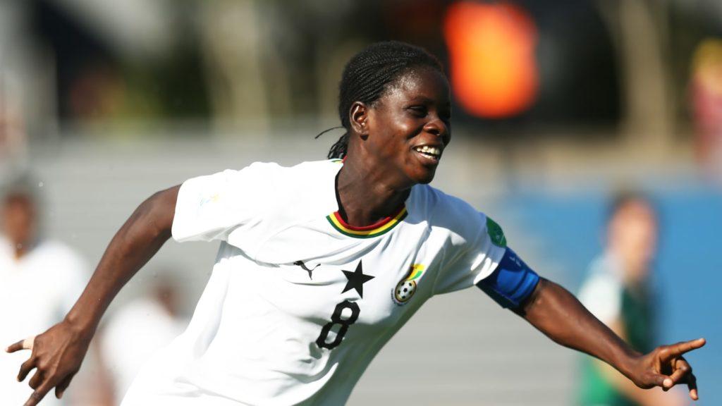 Mukarama Abdulai: Black Maidens captain wins FIFA U17 WWC top scorer gong and Bronze Ball