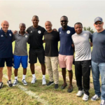 Former Newcastle defender Titus Bramble happy after joining Hearts of Oak's technical team