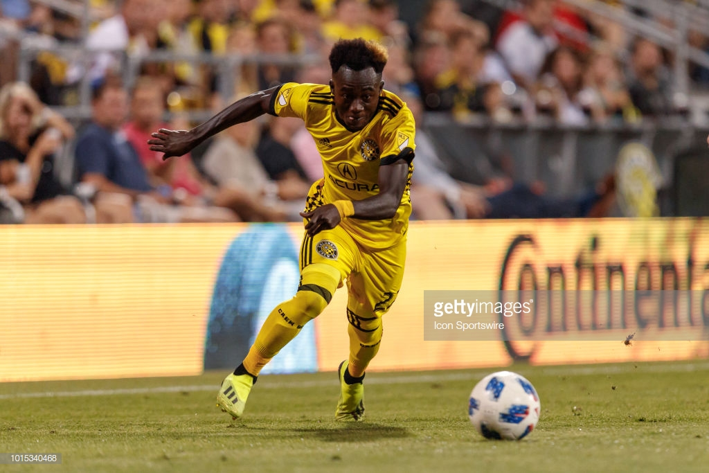 Ghanaian youngster Edward Opoku harbours dreams of playing for the Black Stars