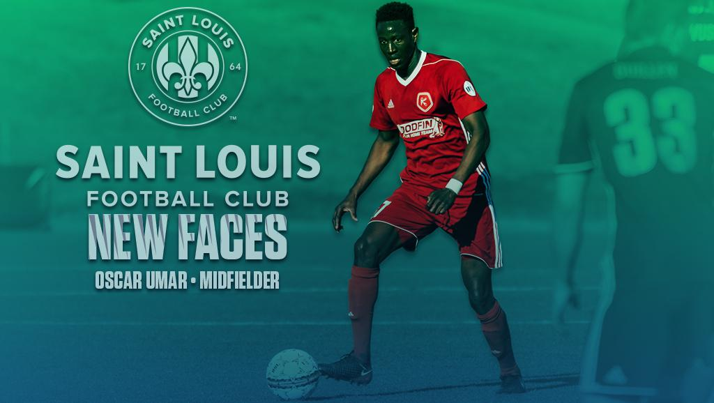 "USL Championship side Saint Louis FC sign former Right to Dream Academy teen Abdul ""Oscar"" Umar"