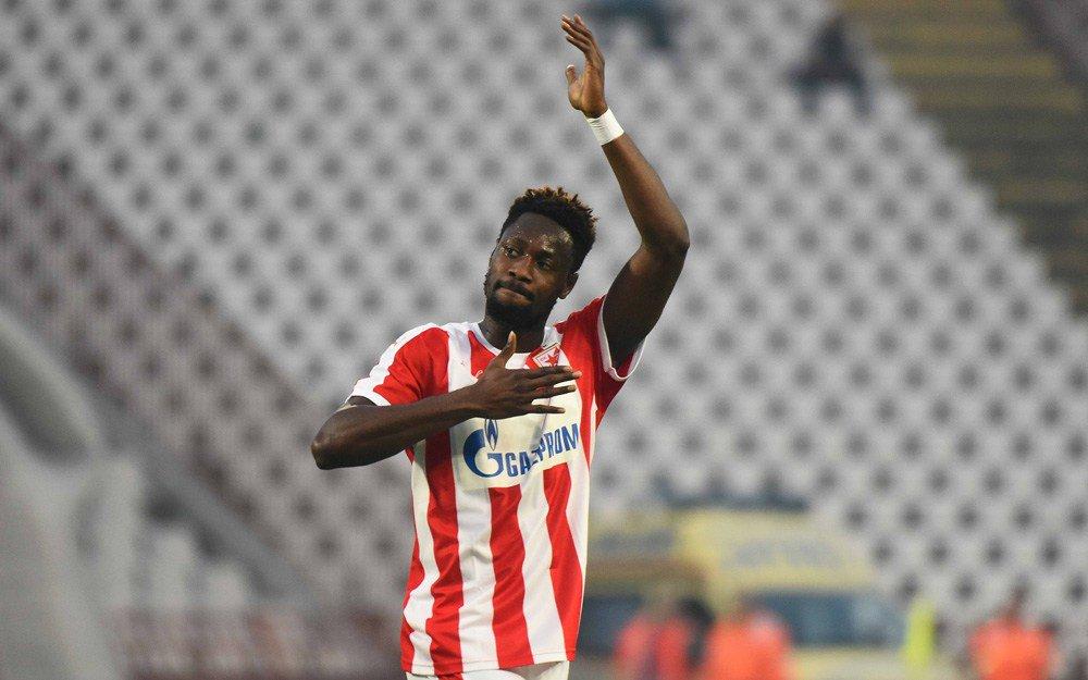 EXCLUSIVE: Turkish side Konyaspor ready to pay € 900,000 for Red Star Belgrade's Richmon Boakye