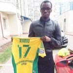 Ghanaian players in Russia: Mohammed Rabiu and Abdul Aziz Tetteh