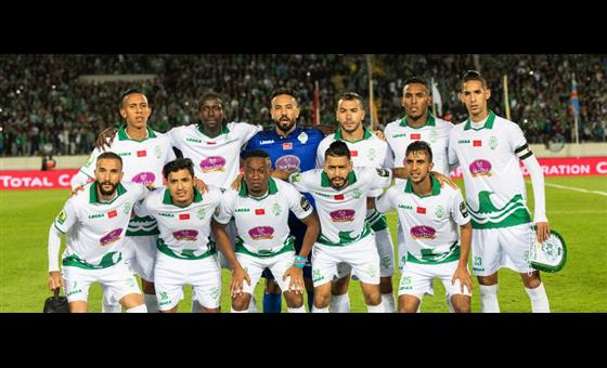 Raja Casablanca lose 3-1 at AS Vita Club but survive to win 2018 CAF Confederation Cup