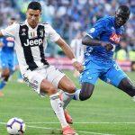Juventus star Ronaldo condemns racist abuse of Senegal defender Kalidou Koulibaly