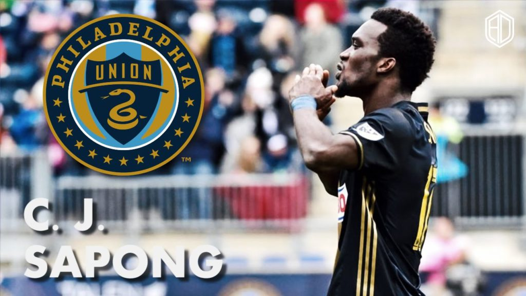 Philadelphia Union set to trade Ghanaian-born American forward C.J Sarpong to FC Cincinnati