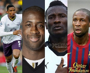 Top 10 richest African footballers in 2018 - Ghana Latest