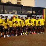 Black Satellites depart for WAFU U-20 championship in Togo