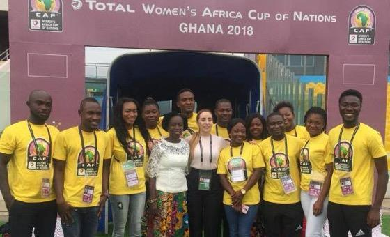 AWCON 2018: Volunteers savour being part of history