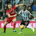 Newcastle United boss explains why he chose Christian Atsu over Kennedy for Watford clash