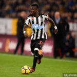 Newcastle United fans hail Atsu's display in Wolverhampton Wanderers defeat