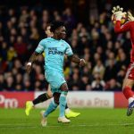 Christian Atsu has proven his Premier League pedigree