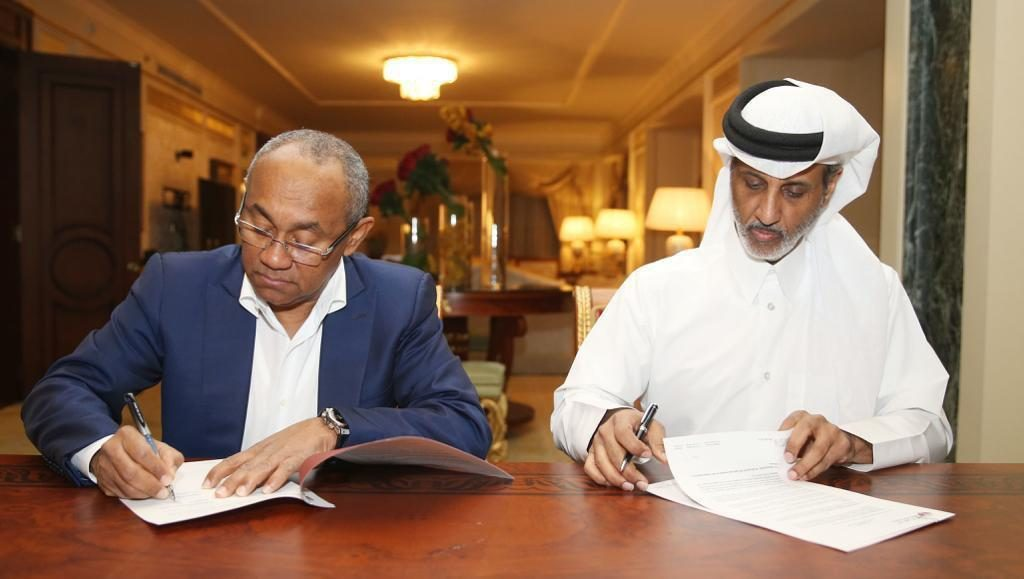 CAF seals deal with Qatar FA over Super Cup hosting