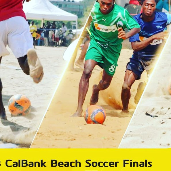 CALBank and Sports Media must take huge credit for Beach Soccer revival