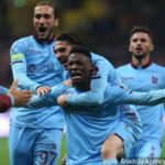 VIDEO: Watch Caleb Ekuban's superb strike for Trabzonspor in victory over Kayserispor